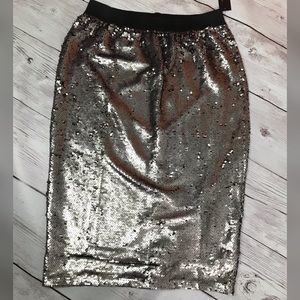 NWT Worthington Sequin Holiday/Party skirt 🆕